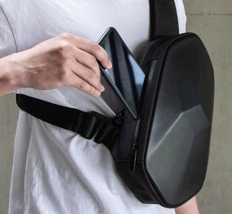 Armored Crossbody Bag