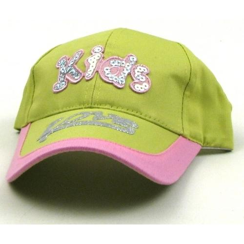 Green Kids Cap