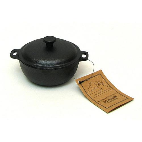 Old Mountain Mini Dutch Oven 2 Cups
