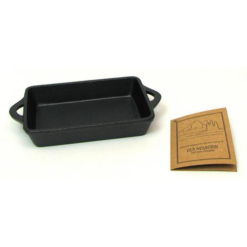 Old Mountain Rectangle Single Serve Dish