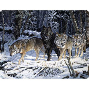 WOLF PACK Glass Cutting Board
