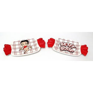 Betty Boop Classic Plates Set of 2