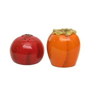 Pomegranates & Persimmons SaltPepper Set