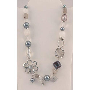 Multi Beads Necklace
