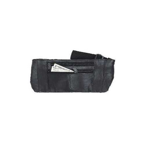Leather Slim Money Belt