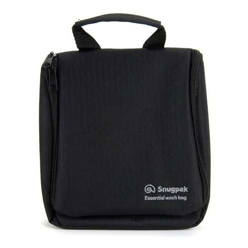 Snugpak Essential Washbag Black