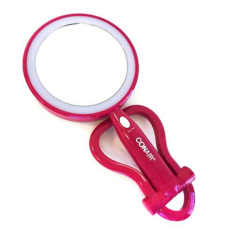 Conair Reflections LED Lighted Collection Magnification Mirror