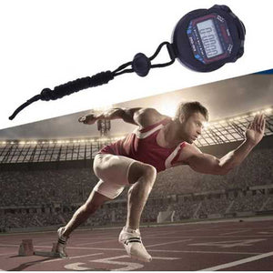 Digital Countdown Magnetic Timer Sport Stopwatch Professional