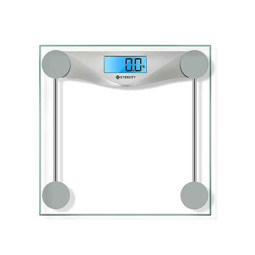 Etekcity Glass Digital Body Weight Bathroom Scale