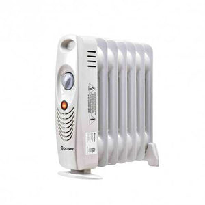 700 W Portable Mini Electric Oil Filled Radiator Heater