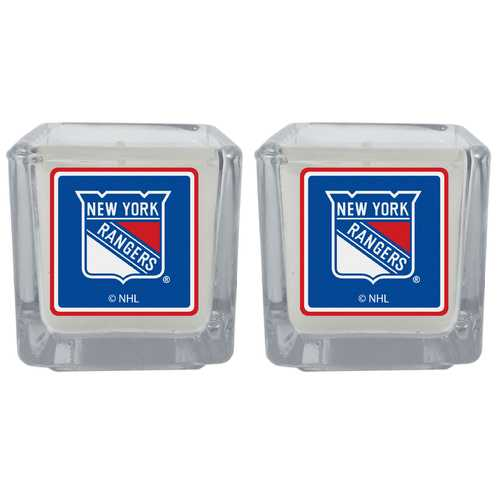 New York Rangers? Graphics Candle Set