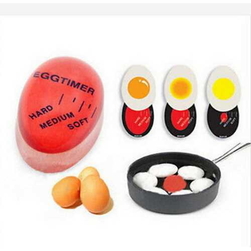 1Pcs Egg Timer Egg Perfect Color Changing Beep