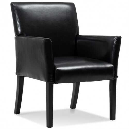 Modern PU Leather Executive Arm Chair Sofa