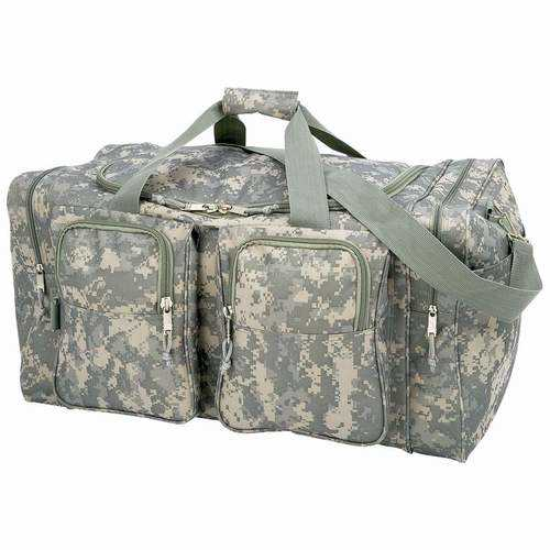 Digital Camo Water-Resistant, Heavy-Duty 26