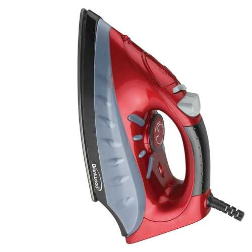 Brentwood Full Size Steam/Spray/Dry Iron