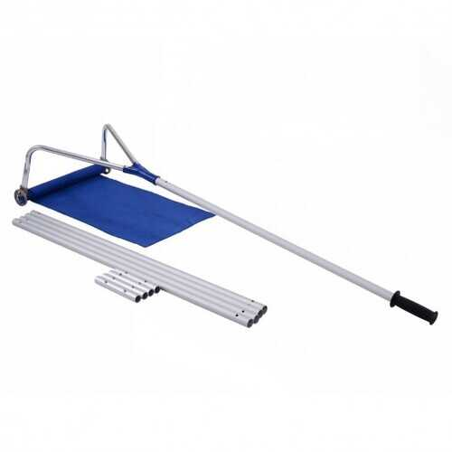 20 ft Lightweight Roof Rake Snow Removal Tool