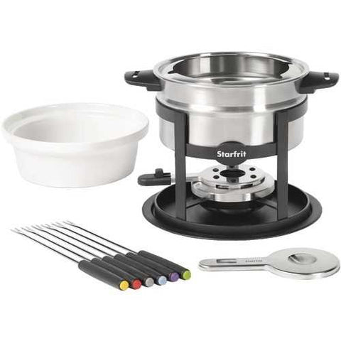 Starfrit 3-in-1 Twelve-piece Fondue Set (pack of 1 Ea)