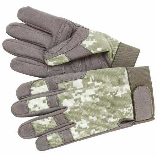 Multi-Purpose Digital Camo Gloves