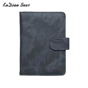 PU Leather Passport Cover Travel Wallet Card Holder Rifid Brand Passport Holder Document Porte Carte