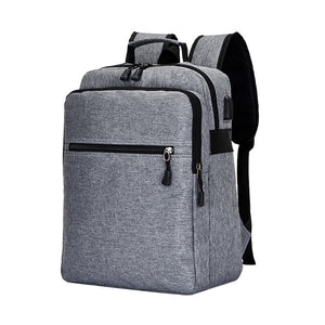 Multi-functional Backpack High-capacity Waterproof Laptop Bag with USB
