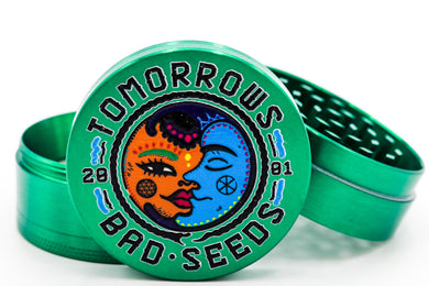 Sun And Moon Grinder GREEN