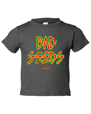 Attitude Bad Seed Toddler