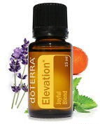 doterra elevation oil uplifting energize well being peace joy blend chick sticks