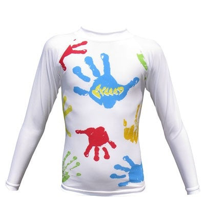 exceed exault toddler kids wetsuits rash guards long sleeve fun super cute protective unisex