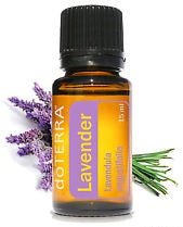 doTERRA Essential Oil - Lavender (Soothes Skin Irritations. Promotes Sleep, Eases Anxiety & Tension)