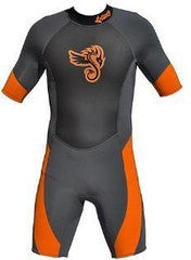Shorty Wetsuit 3/2 Exceed Electric
