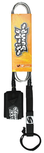 Sticky Bumps Surfboard Leash ~ 6.0 Comp
