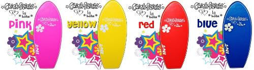 Chick Sticks by Lola Kick Boards  ~ Made in USA for Ocean or Pool - Large Size 4 Colors