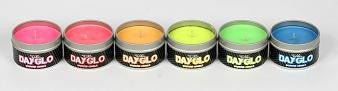 Sticky Bumps Candles Scented Day Glo