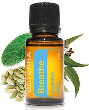 doTERRA Essential Oil - Breathe (Restful Nights, Clear Airways, Seasonal Threats)