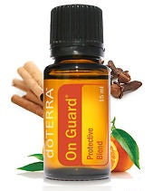 doterra essential oils on guard preventative colds and flu wellness blend