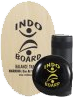 Indo Board Training Package Natural Deck with Cushion and Roller