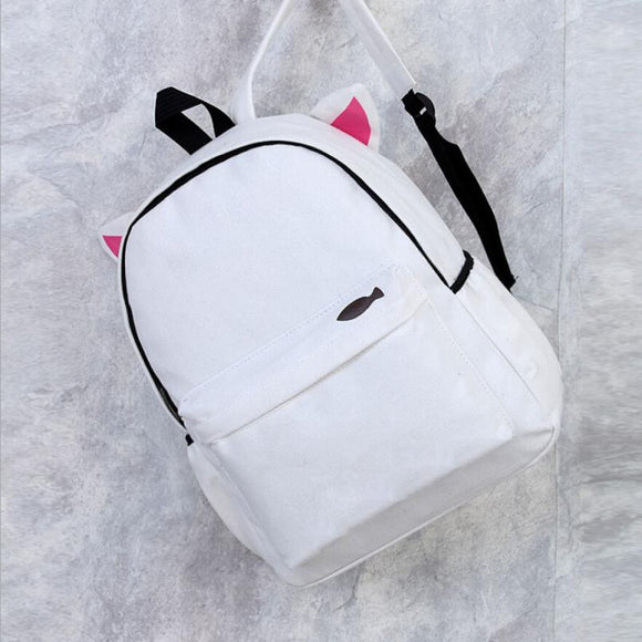 Xiniu Womans Backpack Cartoon Travel Bag 3 Colors