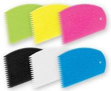 Sticky Bumps Wax Comb for surfboards a must have to change your wax fun colors