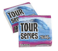 sticky bumps tour series surfboard wax