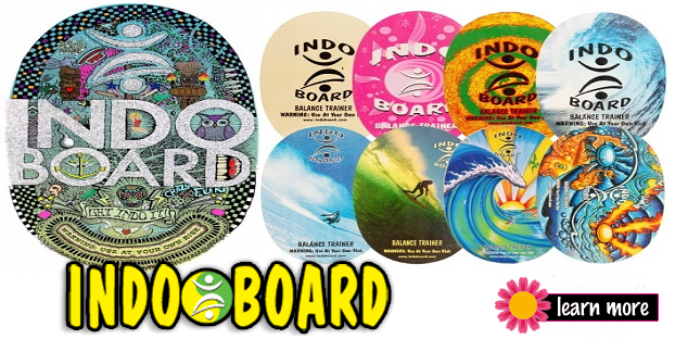Indo Board Balanace Trainer