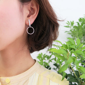 SMALL HOOP PIERCES
