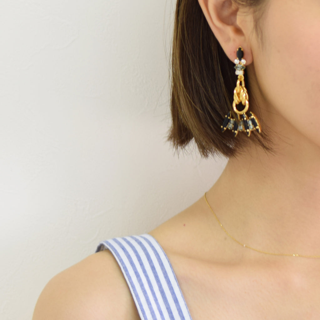 GLEN ピアス | GLEN EARRINGS - masae