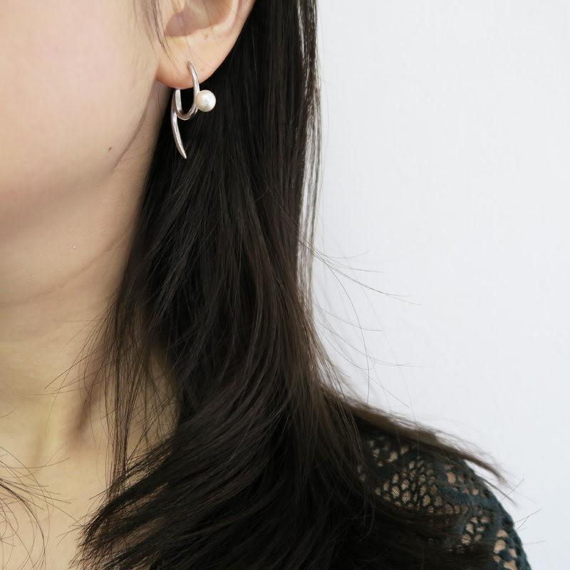 HOOK PEARL ピアス -XS - masae