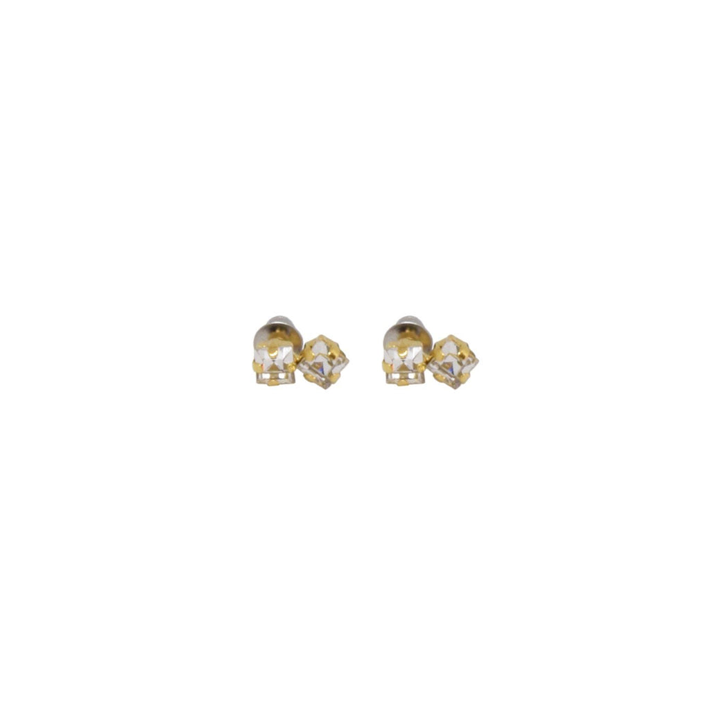 SQUARE ピアス | SQUARE EARRINGS - masae