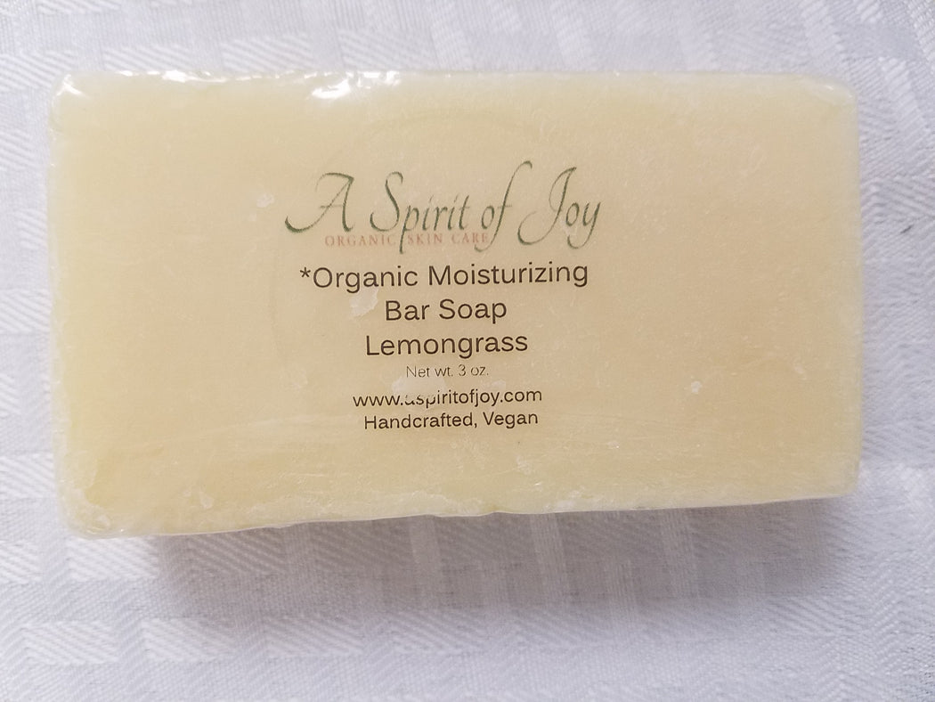 *Organic Moisturizing Soap