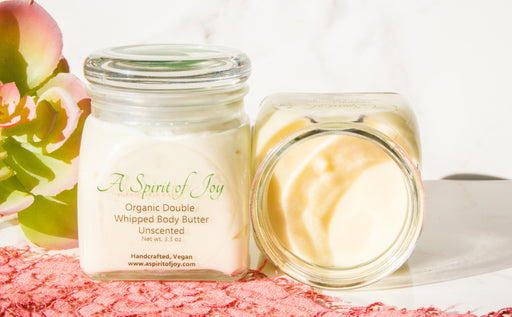 Customized Body Butter - Choose Your Scent