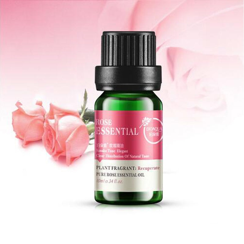 Real New The Lavender Rose Tea Tree Essential Oils Compound Plant Hydrating Oil-control Contractive Pore Facial-beauty Oil