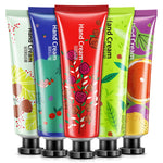 BIOAQUA Fruit Nourish Hand Cream Moisture Nourishing Anti Chapping Oil Control Cute Women Girl's Hand Cream Care Lotion 30g