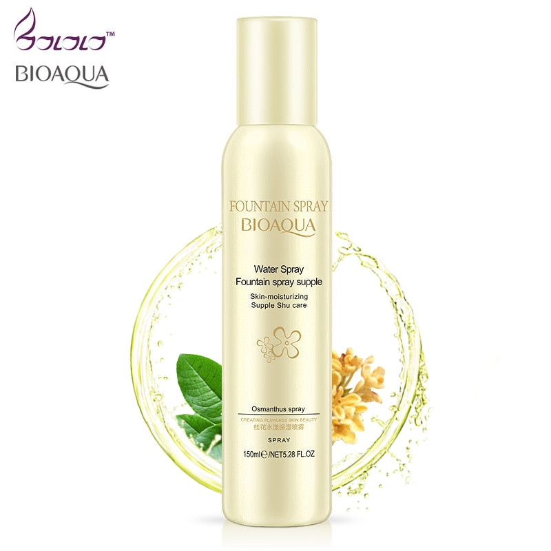 BIOAQUA Osmanthus Spray Makeup Water Face Toner Anti Aging Anti wrinkle Moisturizing Whitening Skin Care New Face Care Cosmetics