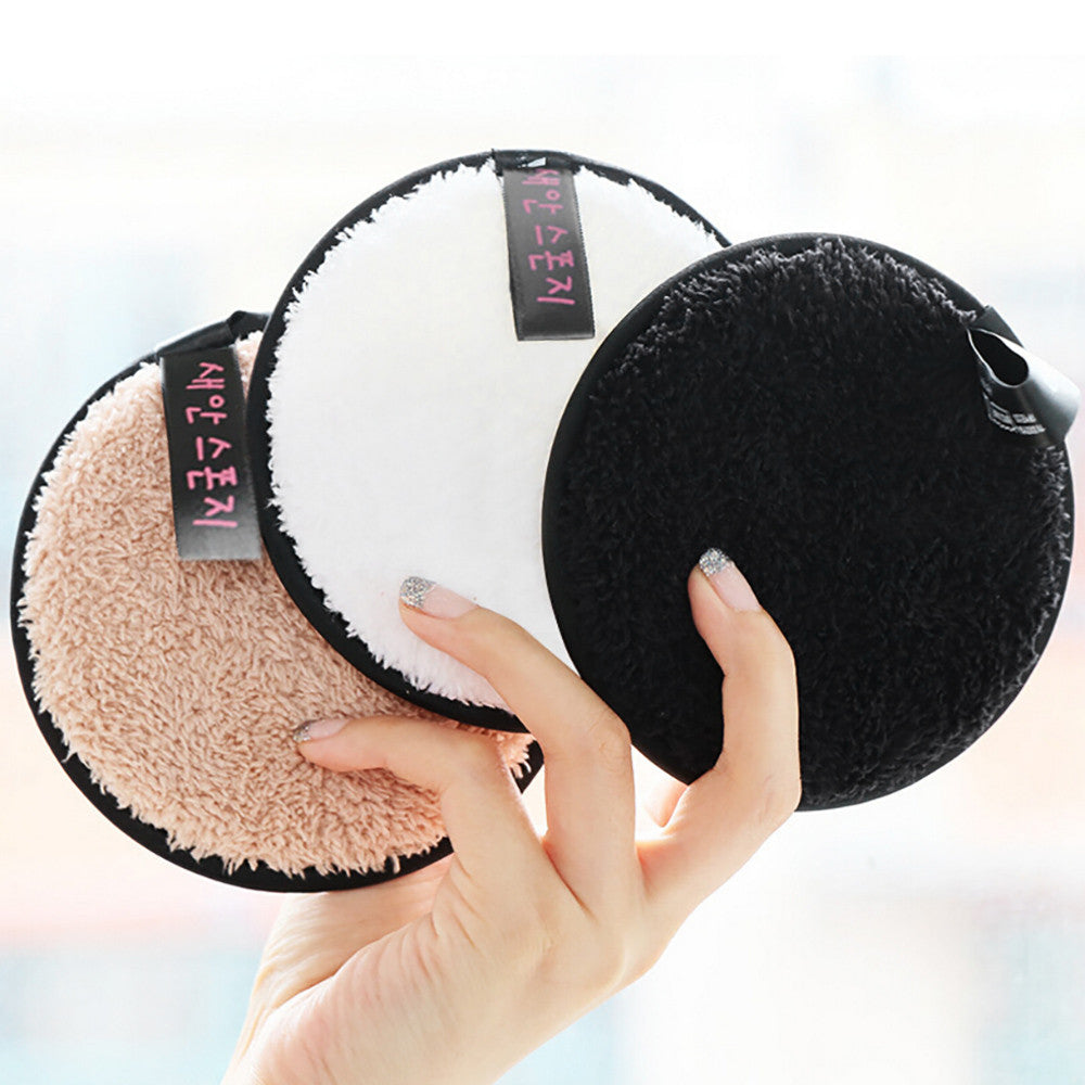 Magical Makeup Remover puff Microfiber Cloth Pads Remover Towel Face Cleansing Makeup For Women promotes health